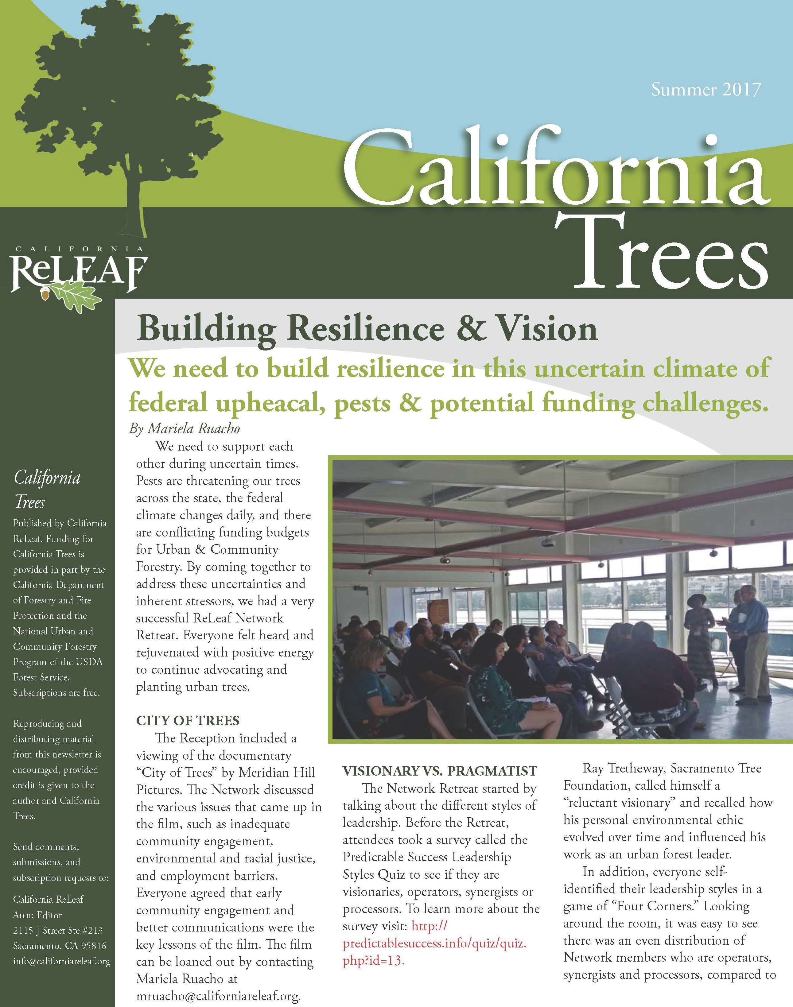 Page 1 2 0 - California ReLeaf