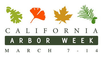 California Arbor Week - March 7-14