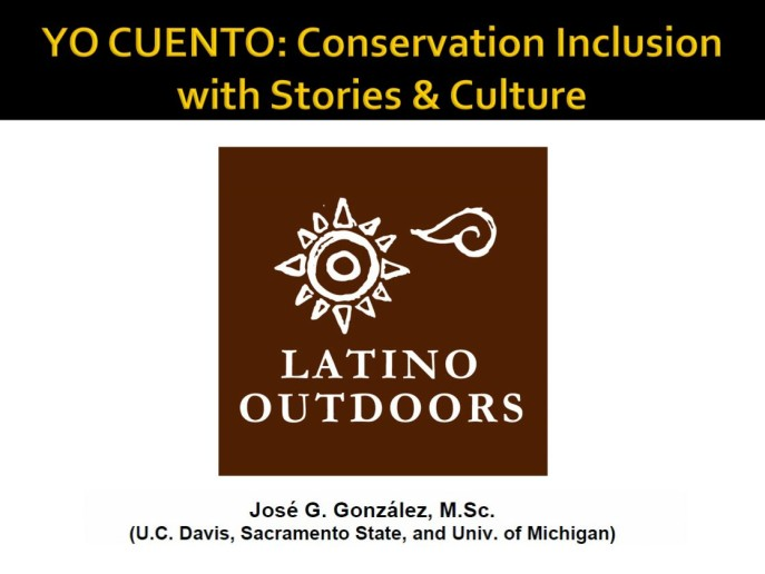 JoseWebinar2LatinoConnectionsWithTheOutdoors