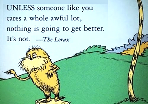 Lorax quote