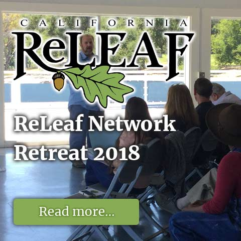 ReLeaf Network Retreat 2018